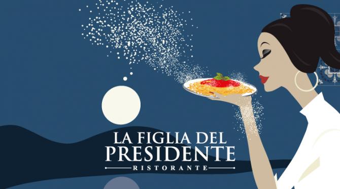La Figlia del Presidente doubles: after the pizzeria comes the restaurant
